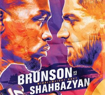 UFC Fight Night: Brunson vs. Shahbazyan Gambling Picks