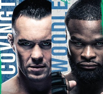 UFC Fight Night: Covington vs. Woodley Gambling Picks