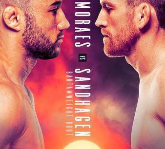 UFC Fight Night: Moraes vs. Sandhagen Best Gambling Picks