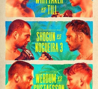 UFC Fight Night: Whittaker vs. Till Gambling Picks