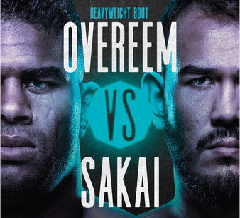 UFC Fight Night: Overeem vs. Sakai Gambling Pick