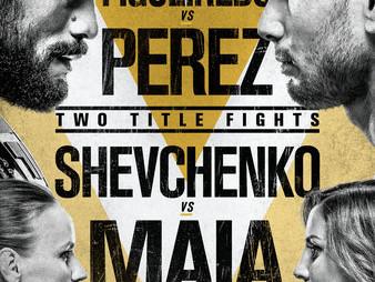 UFC 255: Figueiredo vs. Perez Picks
