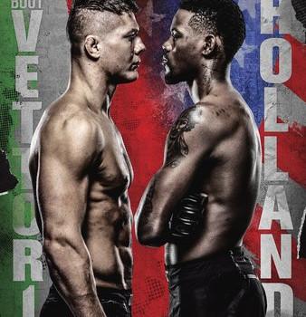 UFC: Vettori vs Holland Predictions and Fight Picks