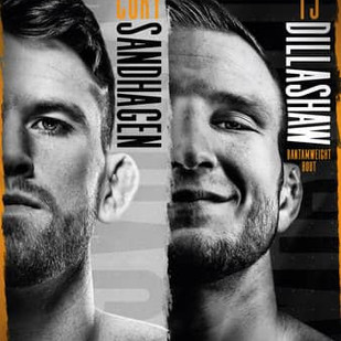 UFC Fight Night: Sandhagen vs. Dillashaw Betting Guide
