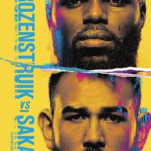UFC Fight Night: Rozenstruik vs. Sakai Fight Picks