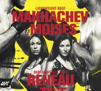 UFC Vegas 31: Islam Makhachev vs. Thiago Moisés Betting Guide