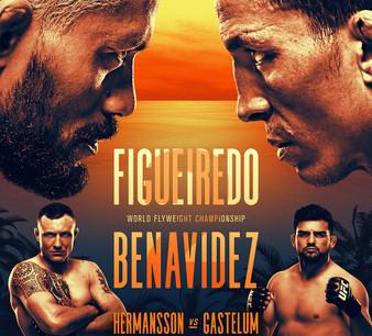 UFC Fight Night: Figueiredo vs. Benavidez 2 Gambling Picks