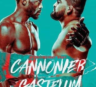 UFC Fight Night: Cannonier vs. Gastelum Betting Guide