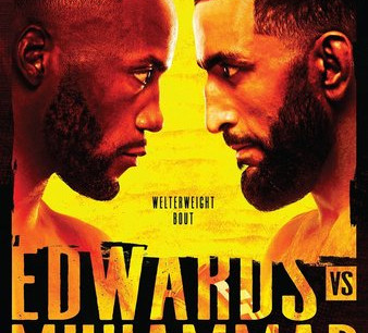 UFC Fight Night: Edwards vs. Muhammad Predictions