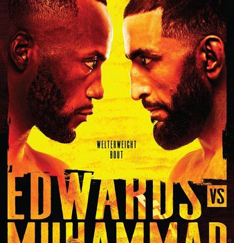 UFC Fight Night: Edwards vs. Muhammad Predictions