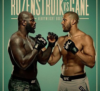 UFC Fight Night: Rozenstruik vs. Gane Fight Predictions