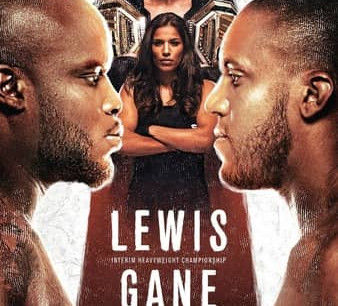 UFC 265: Lewis vs. Gane Betting Guide