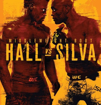 UFC Fight Night: Hall vs. Silva Fight Picks