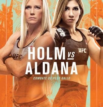 UFC Fight Night: Holm vs. Aldana Best Gambling Picks