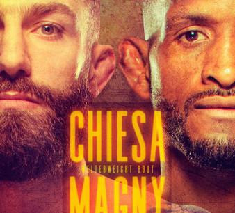 UFC Fight Night: Chiesa vs. Magny Predictions