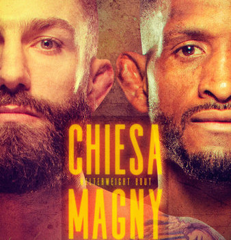 UFC Fight Night: Chiesa vs. Magny Predictions