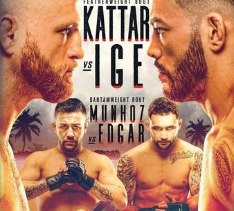UFC Fight Night: Kattar vs. Ige Gambling Picks