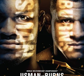 UFC 258: Usman vs. Burns Predictions