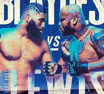UFC Fight Night: Blaydes vs. Lewis picks