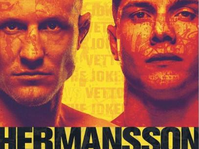 UFC Fight Night: Hermansson vs. Vettori Predictions