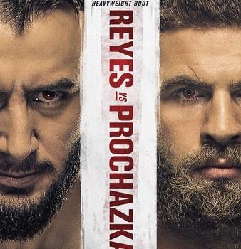 UFC Fight Night: Reyes vs Procházka Predictions and Fight picks