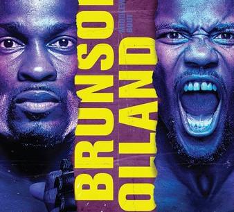 UFC Fight Night: Brunson vs. Holland Predictions