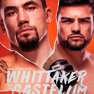 UFC Fight Night: Whittaker vs Gastelum Predictions and Fight Picks