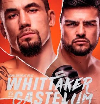 UFC Fight Night: Whittaker vs Gastelum Predictions and Fight Picks