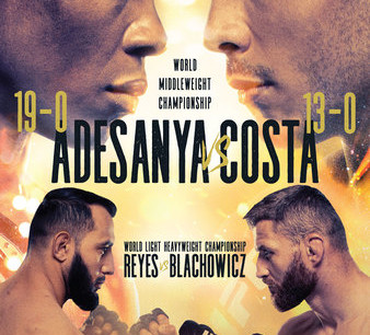UFC 253: Adesanya vs. Costa Gambling Picks