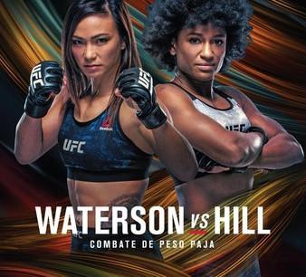 UFC Fight Night: Waterson vs. Hill Gambling Picks