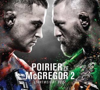 UFC 257: Poirier vs. McGregor 2 Predications