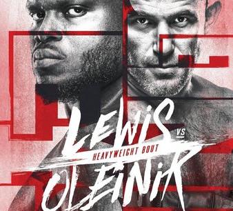 UFC Fight Night: Lewis vs. Oleinik Gambling Picks