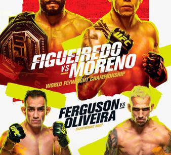 UFC 256: Figueiredo vs. Moreno Predictions