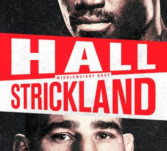 UFC Fight Night: Hall vs. Strickland Betting Guide