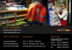 Arbeitsschutz Aschaffenburg ABA