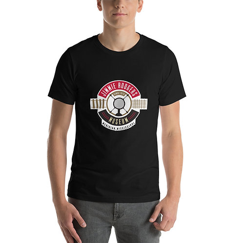 Jimmie Rodgers Museum - Short-Sleeve Unisex T-Shirt