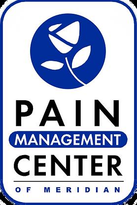 Pain Management Center of Meridian Logo