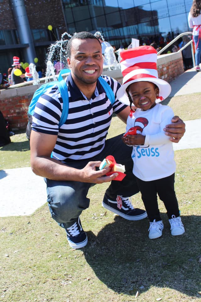 MSA at Dr. Suess Day!