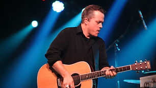 Jason Isbell performs at the Jimmie Rodgers Festival
