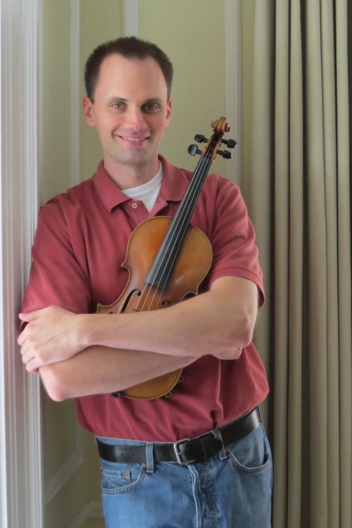 Stephen Gwozdz, Violin