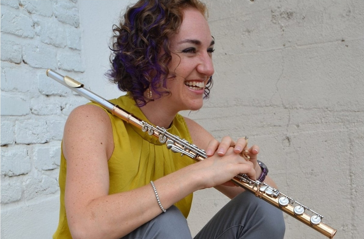 Rachel Ciraldo, Flute