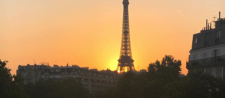 """Paris is always a good idea."""