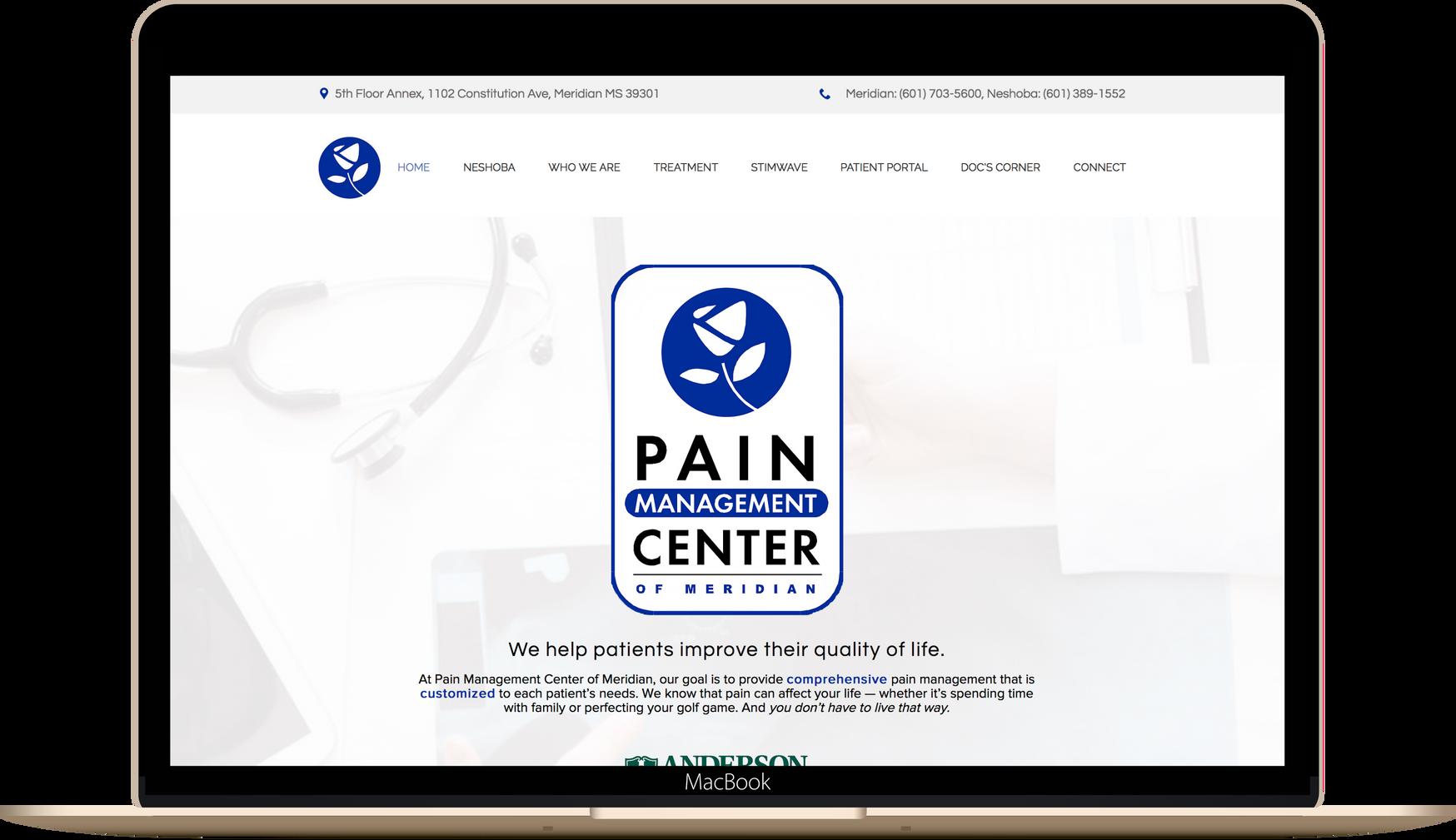 Pain Management Center of Meridian