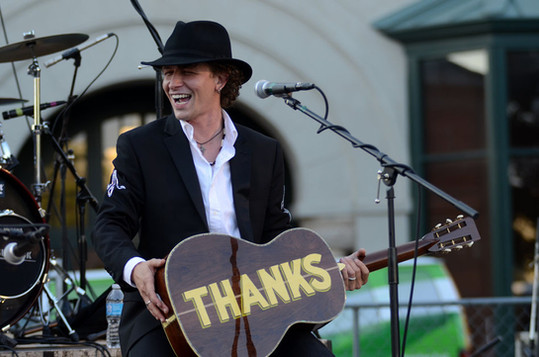 Jimmie Rodgers Music Festival 2012