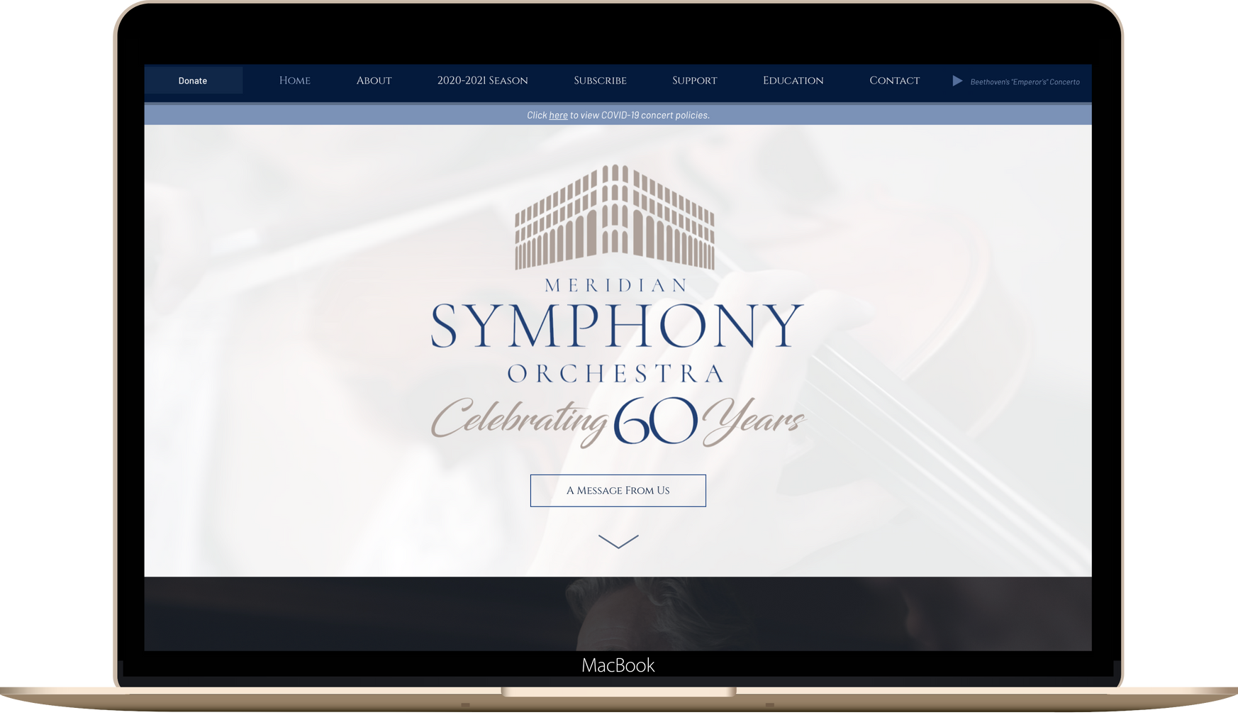 Meridian Symphony Orchestra