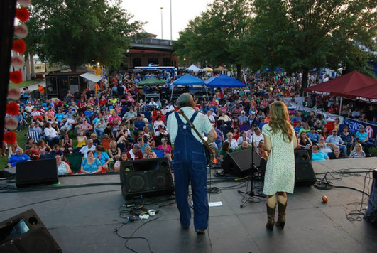 Jimmie Rodgers Festival 2013