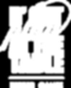 Logo blanc anglais sans fond avec sous t