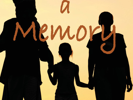99 cents on Kindle -- To Leave a Memory