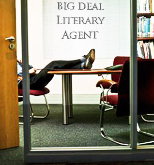 Somewhat Hysterical Musings on the Topic of Literary Agents