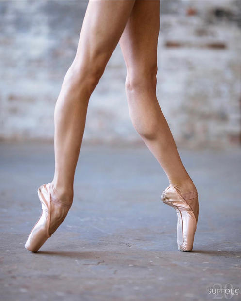 Suffolk Pointe Shoes
